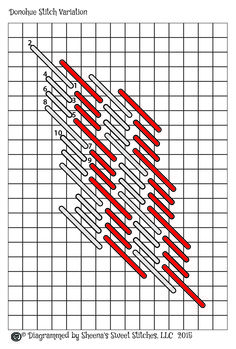 Donohue Stitch Variation