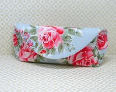 Sunglasses Case Cath Kidston Fabric Glasses by TheThreadWinner