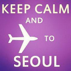 Quiero ir a Seúl!