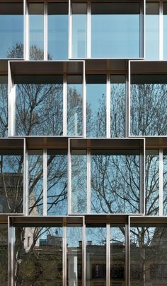 Dolce Office Building / Piuarch