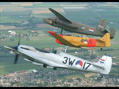 Fighting Plane, Royal Dutch, Military Flights, Supermarine Spitfire, Military Aircraft, Pilots, Airplanes, Wwii, Netherlands