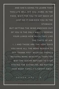 sarah kay no matter the wreckage, spoken word poetry