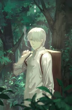 Mushishi    Ginko is the best !! Read my review for the final season here: http://www.animedecoy.com/2015/08/mushishiZokuShou2.html Why did it have to end? :(