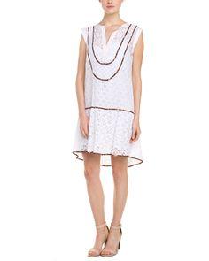 Spotted this BCBGMAXAZRIA Harlow White Lace Dress on Rue La La. Shop (quickly!).