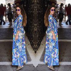 Double-Trouble @ #santorini with @myfashioneyes 💙 #lovefashiongr #fashionblogger #greekblogger #visitgreece #myfashioneyes #scapeswear
