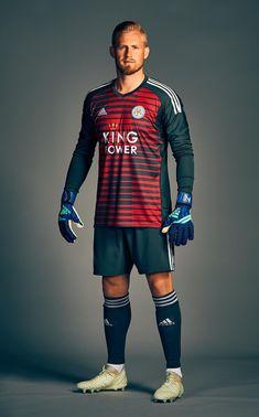 Leicester City 2018/2019 Goalkeeper Kit