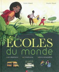 Pour le jour de la rentrée, j'ai prévu une lecture sur la vie des écoliers dans le monde. Je me suis inspirée de ce livre : La fiche de lecture est plutôt un prétexte pour déclencher une...