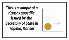 Johnson county state of kansas live birth certificate issued by this is a sample of a kansas apostille issued by the secretary of state in topeka yelopaper Gallery