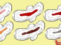 Toto Vám může říct barva krve během menstruace. Drtivá většina žen o tom neměla ani tušení!