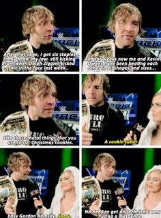 Oh, Dean and Renee XD