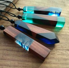 "FREE SHIPPING >>>>>>>>>>>> No matter how much jewelry you own, chances are that you don't own anything quite like this. ""What's so special about these necklace?""Crafted a unique miniature world in wooden necklace. These beautiful pieces are handcrafted from fresh"