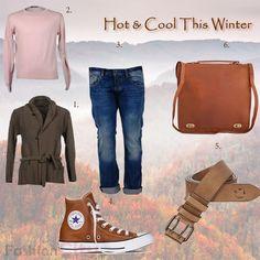 Winter Cool set @Fashioncity.gr http://bit.ly/1tGcDAa