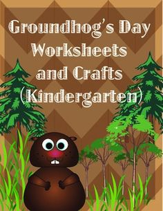 ... Day teaching resources on Pinterest | Groundhog day, Worksheets and
