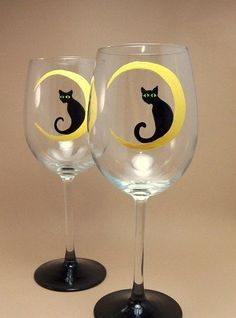 Yes, my kind of Wine Glasses!