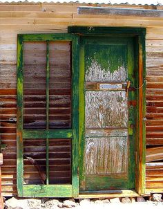 Techatticup, Nevada - the screen door :) Entrance Doors, Doorway, Cool Doors, World Photography, We Are The World, Closed Doors, Door Knockers, Rustic Elegance, Double Doors