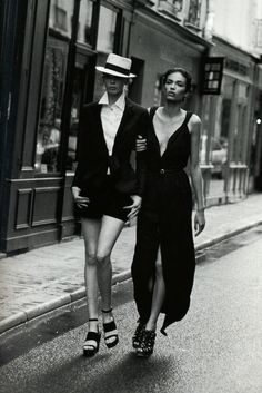 Hermes by Peter Lindbergh