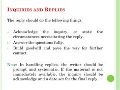 Business Inquiry Letter Gallery Letter Examples Ideas