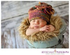 Bright Colourful Crochet Hat by inamood on Etsy, $12.95 Love this one of a kind hat!