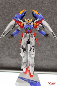 MG 1/100 Wing Gundam Proto Zero EW - Customized Build Modeled by Jon-K