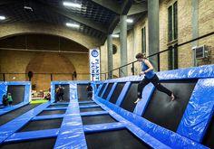 Planet Jump is een Indoor Trampoline Park gevestigd in een karakteristiek gebouw met een sportbestemming aan het Stadhoudersplantsoen 28 te Den Haag.