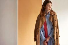 徹底的にこだわり抜いた物作りが信条。象徴的なアイテム、テーラードには女性デザイナーの視点により媚びることのない女らしさがにじみ出ている