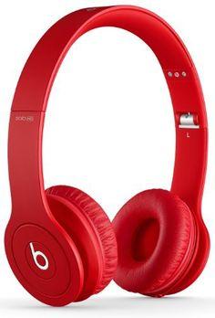 Beats by Dr. Dre Solo HD Auriculares de Diadema - Rojo Monocromático » Equipo Para Crossfit