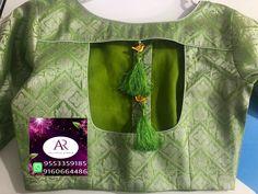 Patch Work Blouse Designs, Blouse Back Neck Designs, Kurta Neck Design, Saree Blouse Patterns, Blouse Models, Cotton Blouses, Fit Women, Tassels, Designers
