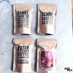 Coffee48329 Gastgeschenke | Die Qual der Wahl ;)