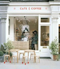 All the coffee shops we are dying to try over on the blog!