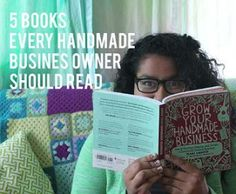 5 Books Every Creative Business Owner Should Read | Indie Crafts | CraftGossip.com