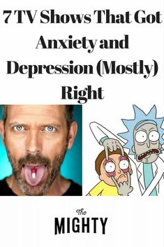 7 TV Shows That Got Anxiety and Depression (Mostly) Right
