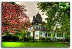 Historic Deepwood Estate - Salem, OR