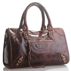 Genuine Leather Motorcycle Tote - RRP $320 now Sale $129.95