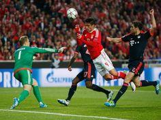 Benfica-Bayern Munique (Reuters)
