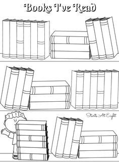 FREE Printable Books To Read Log from Starts At Eight. FREE Printable Reading Logs from Starts At Eight. Looking for a cute printable book log? These FREE Printable Book Logs can be printed as a full page for kids or adjusted for your bullet journal. Bullet Journal Lecture, Books To Read Bullet Journal, Bullet Journal For Kids, Bullet Journal Printables, Journal Template, Bullet Journal Ideas Pages, Bullet Journal Inspiration, Book Journal, Bullet Journal To Print