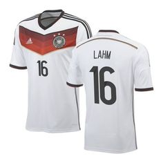 dabbf81ff  Germany home jersey for  Lahm.  adidas brand.