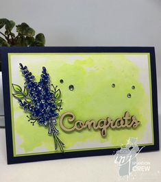 A blog showing my handmade cards and creations.