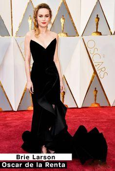 TOP Looks do Oscar 2017 Brie Larson
