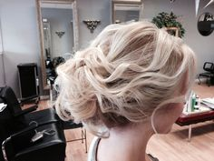 #highlights and a #weddinghair #upstyle #paulatracyhair #paulatracyhairdesigns Paula Tracy Hair Designs