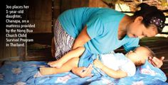 Preventing child deaths requires more than just a focus on children — it requires care for mothers, too. Compassion's Child Survival Program combats child deaths by offering prenatal care, education and encouragement, nutritious food, spiritual nurturing and ongoing health care for mothers and their babies.
