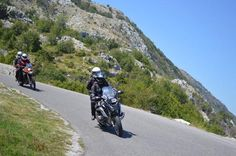From south of France, north of Italy and around Corsica with motorcycle tours you can ride classic road bikes like Yamaha, Royal Enfield, Kawasaki and more.