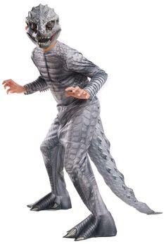 Jurassic World Indominus Rex Costume For Children from BirthdayExpress.com