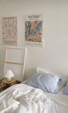 Room Ideas Bedroom, Bedroom Decor, Home Bedroom, Bedroom Inspo, Bedrooms, Pastel Room, Pretty Room, My New Room, My Room