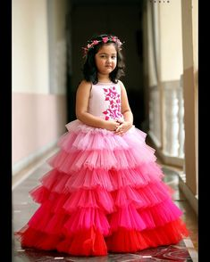 Call or whatsapp 8288944518 to order this beautiful Little gown Customizations available. Girls Frock Design, Kids Frocks Design, Baby Frocks Designs, Baby Dress Design, Baby Design, Kids Gown Design, Baby Girl Frocks, Frocks For Girls, Gowns For Girls