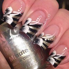 Instagram photo by liana_riches #nail #nails #nailart