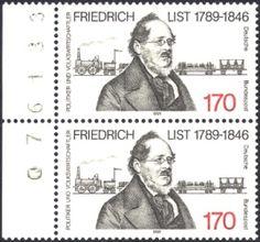 Schlimmste politische Straftat: liberales Denken German Stamps, Trains, Stamp Collecting, Postage Stamps, Friedrich, History, Islands, Third, Germany