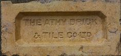 THE ATHY BRICK & TILE Co. Ltd. Ireland.