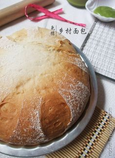 简单 の 生活: 免揉乡村面包