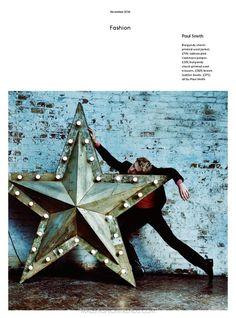 Joe Alwyn por Anton Corbijn para Esquire UK