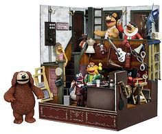 Shopping for Palisades Toys Muppets Action Figures items? Description from entertainmentearth.com. I searched for this on bing.com/images